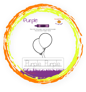 ColorTheBalloonsPurple