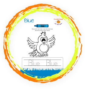 ColorTheBlueBird