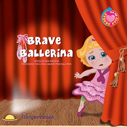 Store Brave Ballerina/Ella Shares